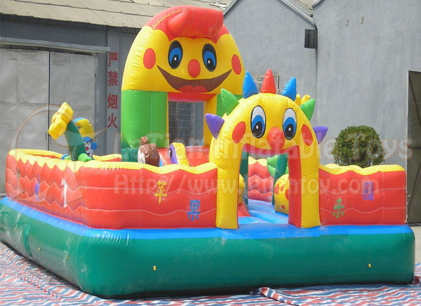 LeTian inflatable bouncer LT-0104002