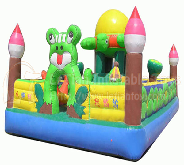 LeTian inflatable bouncer LT-0104003