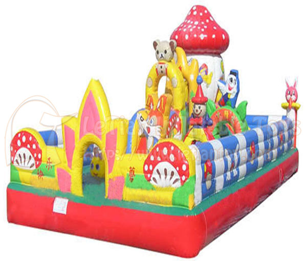 LeTian inflatable bouncer LT-0104004
