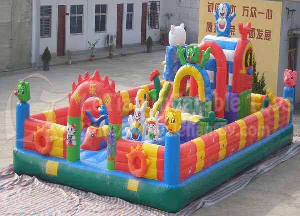 LeTian inflatable bouncer LT-0104005