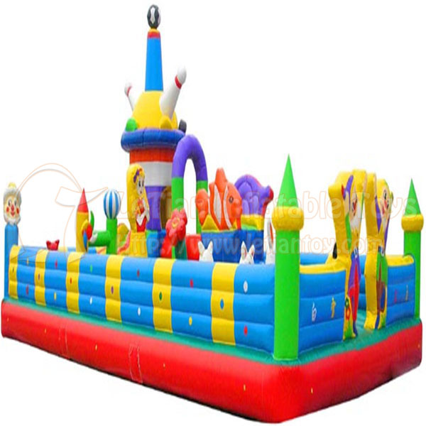 LeTian inflatable bouncer LT-0104007