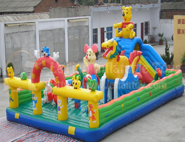 LeTian inflatable bouncer LT-0104012