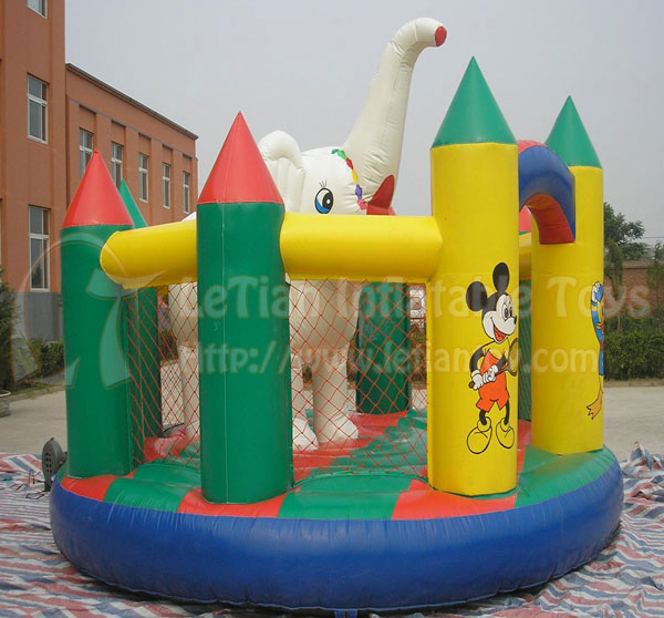 LeTian inflatable bouncer LT-0104013