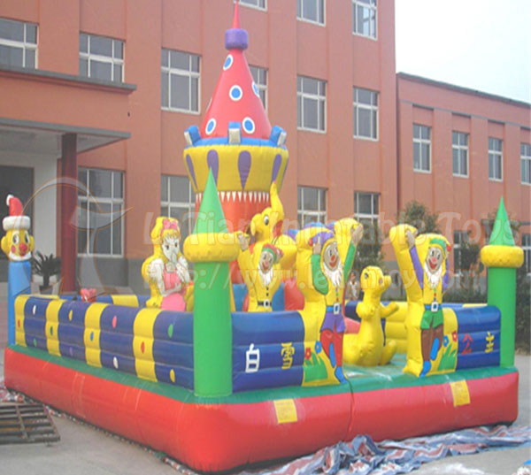 LeTian inflatable bouncer LT-0104020