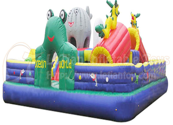 LeTian inflatable bouncer LT-0104022