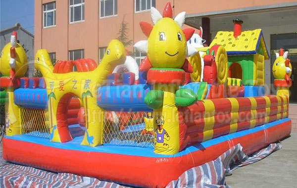 LeTian inflatable bouncer LT-0104023