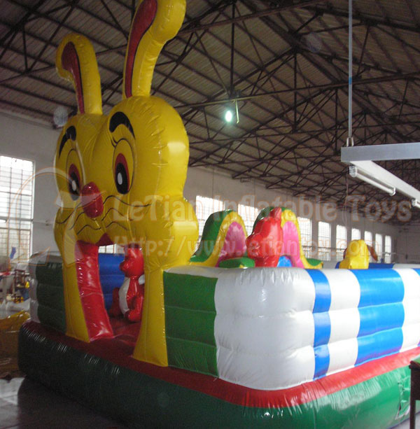 LeTian inflatable bouncer LT-0104025