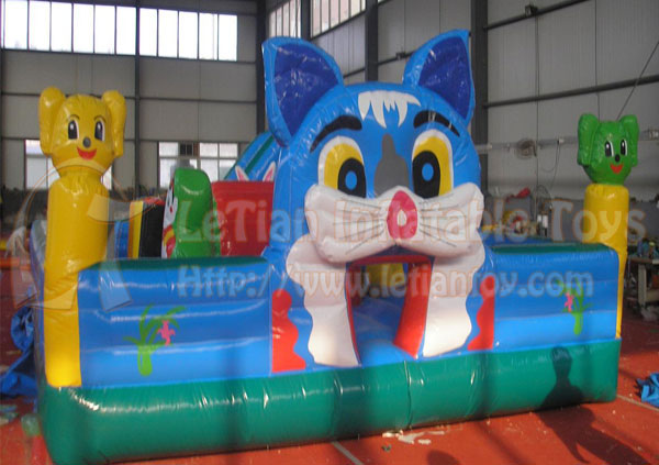 LeTian inflatable bouncer LT-0104026