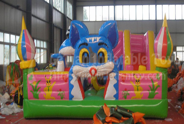LeTian inflatable bouncer LT-0104027