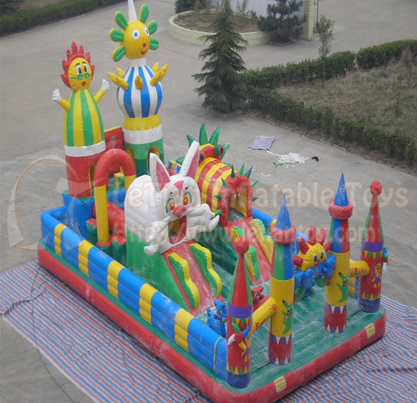 LeTian inflatable bouncer LT-0104028