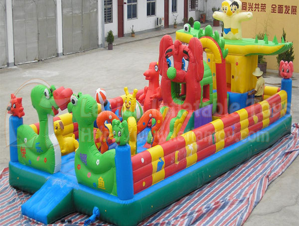 LeTian inflatable bouncer LT-0104029