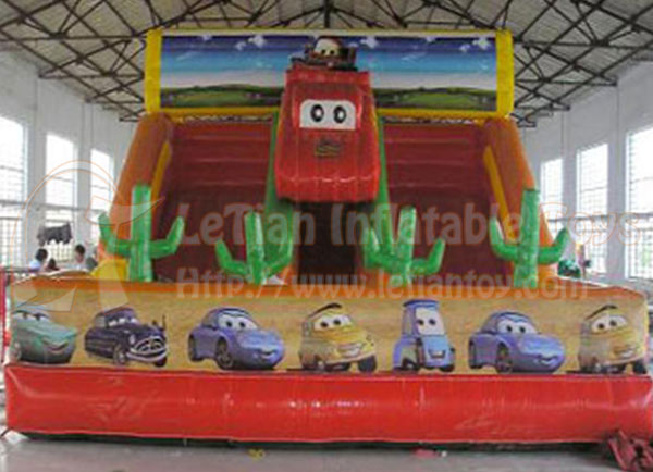 LeTian inflatable bouncer LT-0104031