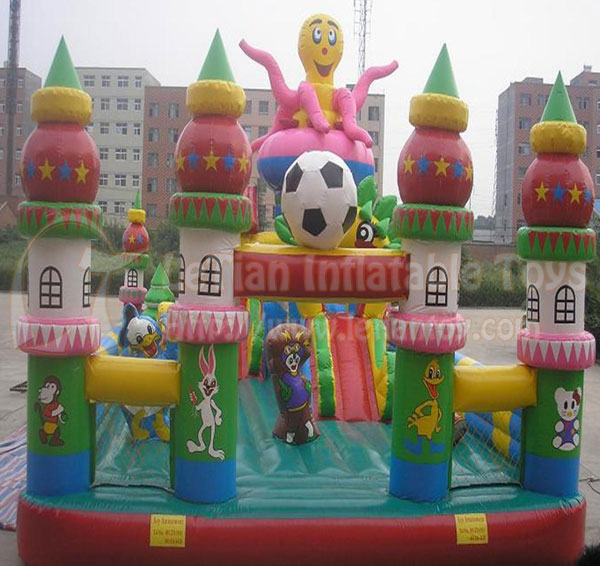 LeTian inflatable bouncer LT-0104033