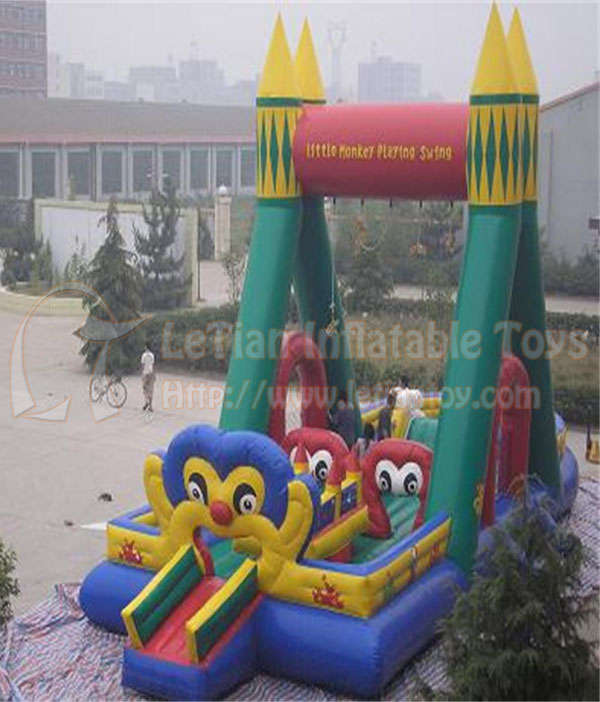 LeTian inflatable bouncer LT-0104034