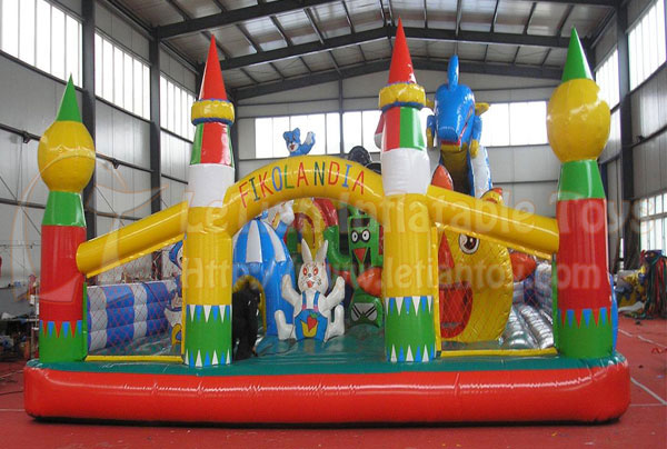 LeTian inflatable bouncer LT-0104036