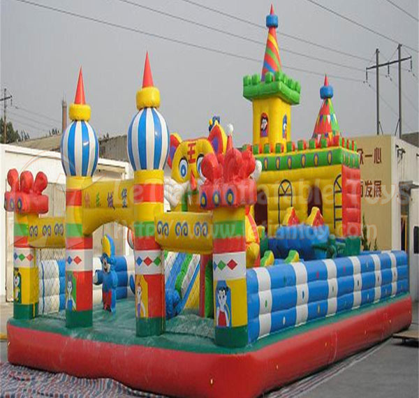 LeTian inflatable bouncer LT-0104038