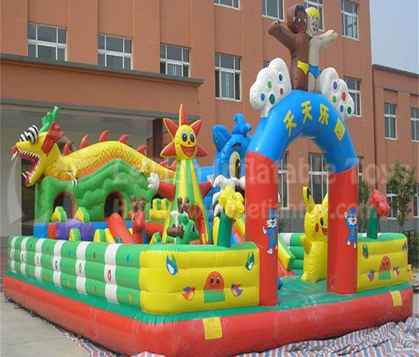 LeTian inflatable bouncer LT-0104039