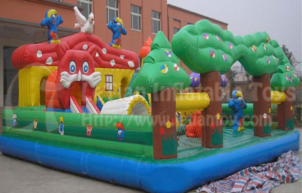 LeTian inflatable bouncer LT-0104041