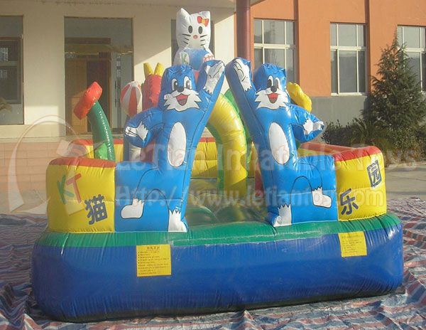 LeTian inflatable bouncer LT-0104043