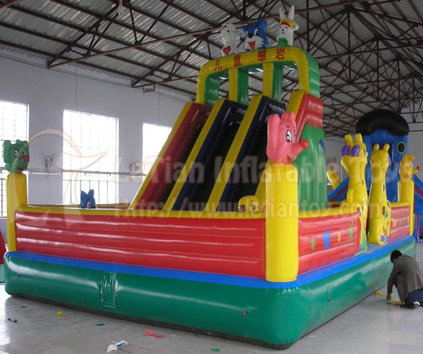 LeTian inflatable bouncer LT-0104045