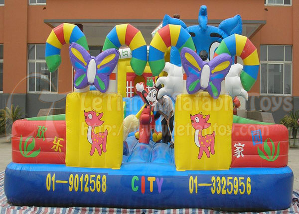 LeTian inflatable bouncer LT-0104046