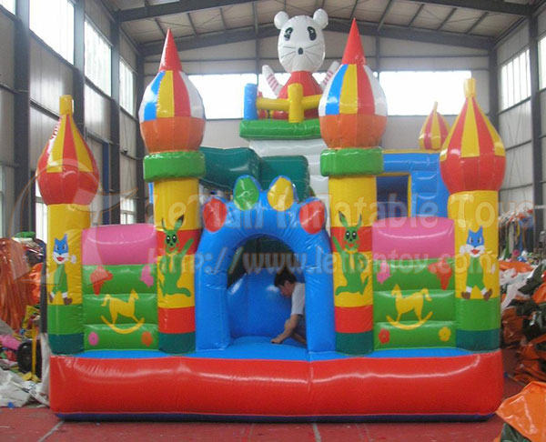 LeTian inflatable bouncer LT-0104047