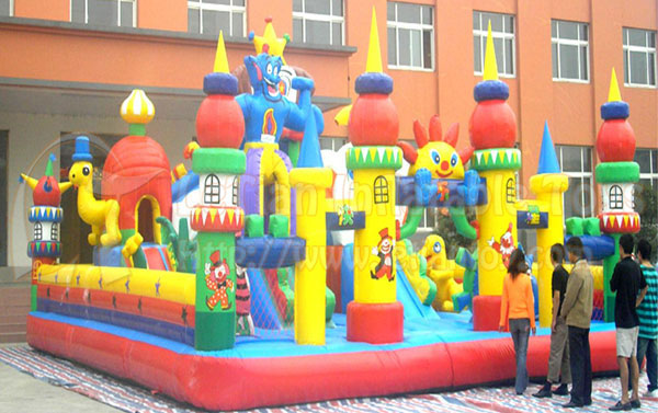 LeTian inflatable bouncer LT-0104048