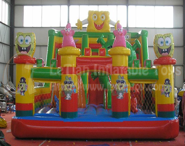 LeTian inflatable bouncer LT-0104050