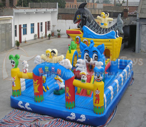 LeTian inflatable bouncer LT-0104051