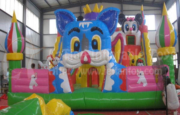 LeTian inflatable bouncer LT-0104055