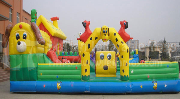 LeTian inflatable bouncer LT-0104057