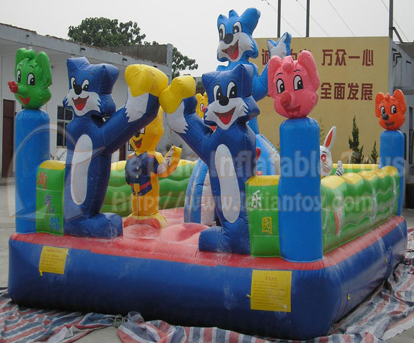 LeTian inflatable bouncer LT-0104058